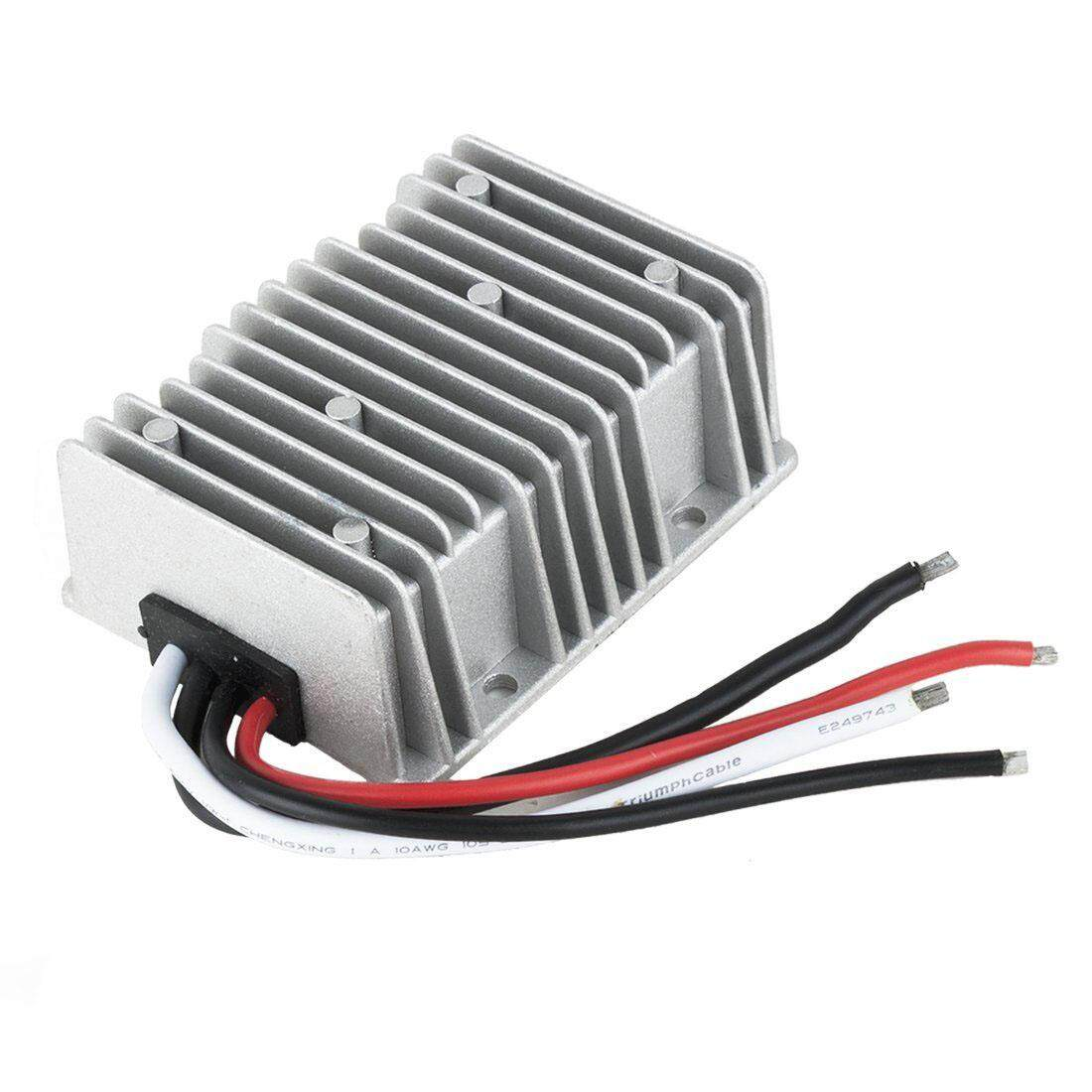 Waterproof Voltage Converter Regulator Dc 24v To Dc 12v 40a 480w By Tobbehere.