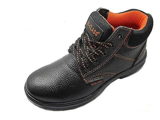 M Class 132M # Mid-Cut Safety Shoes with Steel Toe Cap & Mid Sole