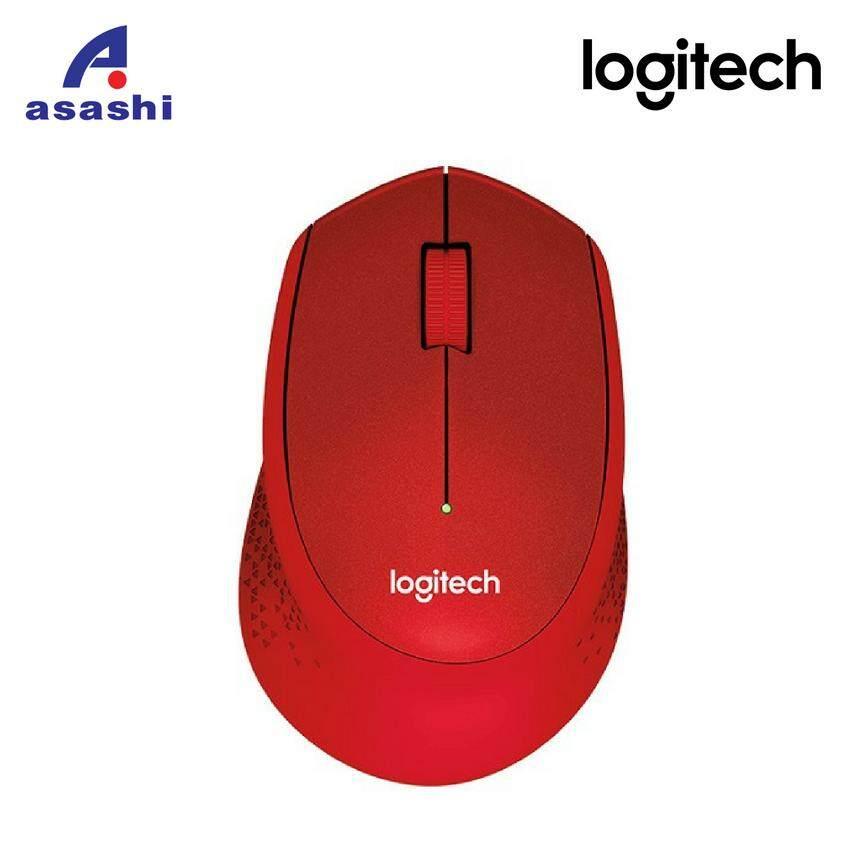 Logitech M331 Silent Wireless Optical Mouse Malaysia