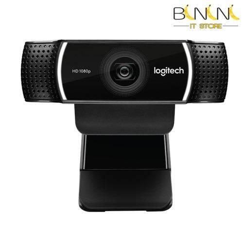 Logitech C922 Pro Stream Full Hd Webcam (960-001090) ( Logitech Malaysia ) By Banana It Store.