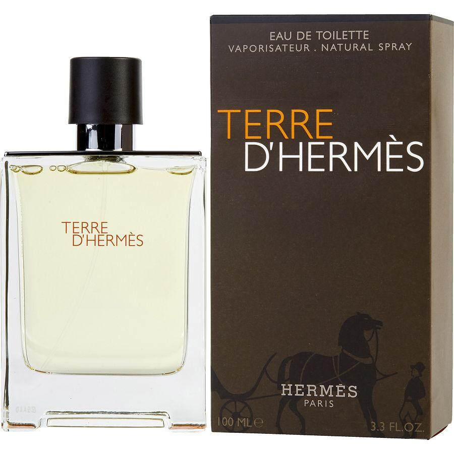cd1dca940b5f Malaysia. Hermes Terre D Hermes Eau De Toilette 100ml for Men - Original  DemostrationUnit