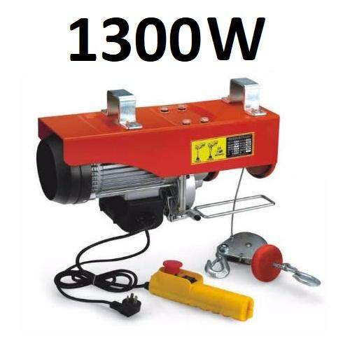 Mini Electric Hoist PA800A Capacity 400/800KG 1300W