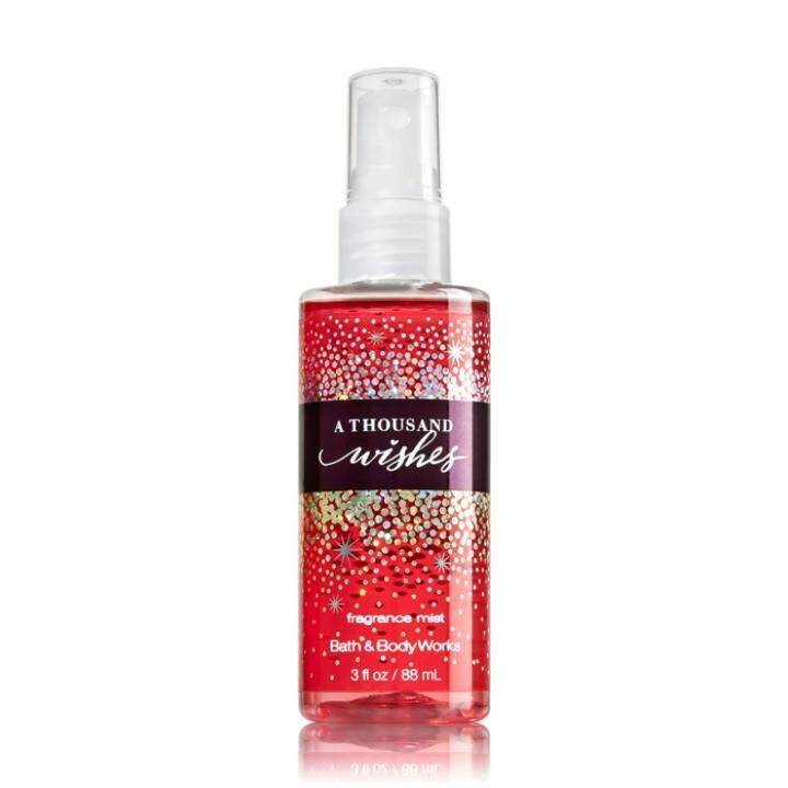 Bath Body Works Thousand Wishes Mist 88ml