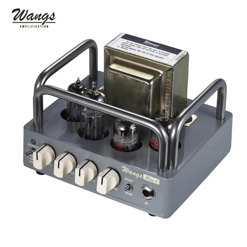 BIYANG Wangs Tube Guitar Amplifier Amp Head with 12AX7 12BH7 6Z4 Tubes Malaysia