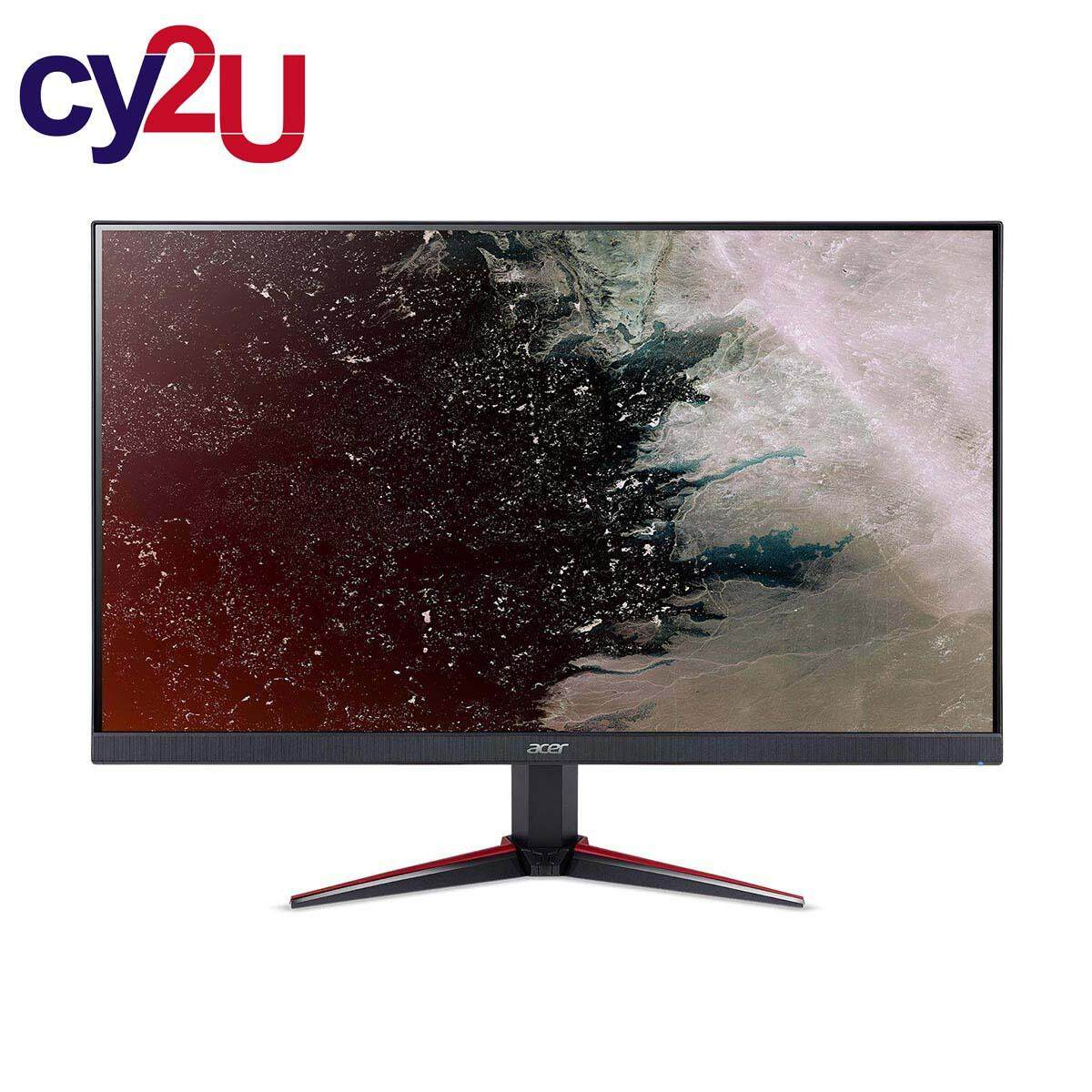 Acer Nitro VG270 27 IPS 75Hz 1ms VBR Gaming Monitor (VGA, HDMIx2) Free-Sync, Build in Speaker Malaysia