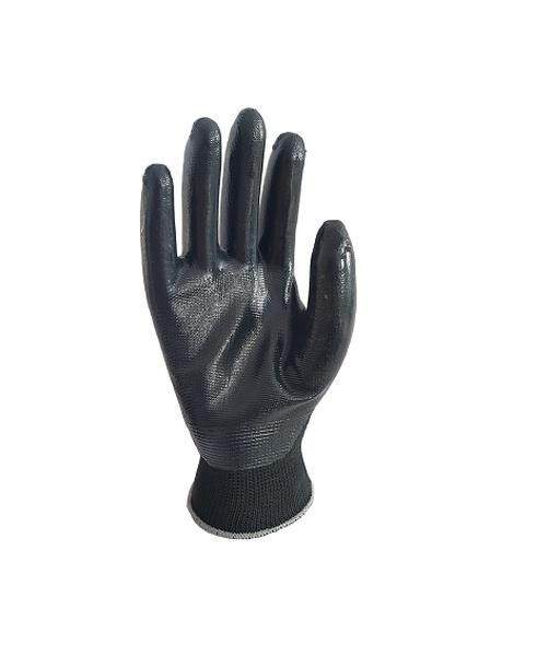 Glovekiss SG-003, PPE Nitrile Grip Safety Glove Large (L) Size