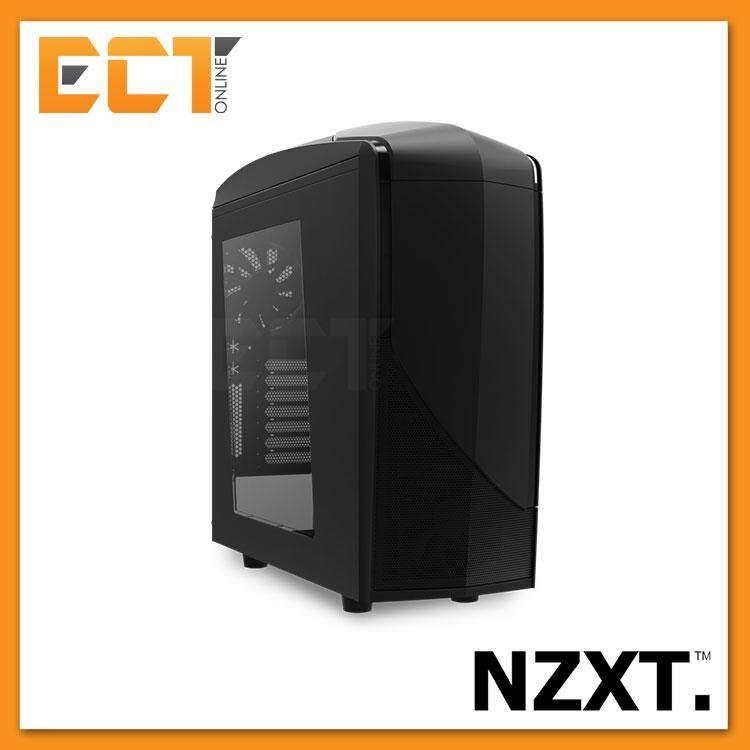 NZXT Classic Phantom 240 Compact ATX Mid Tower Case / Chassis - White/Black Malaysia