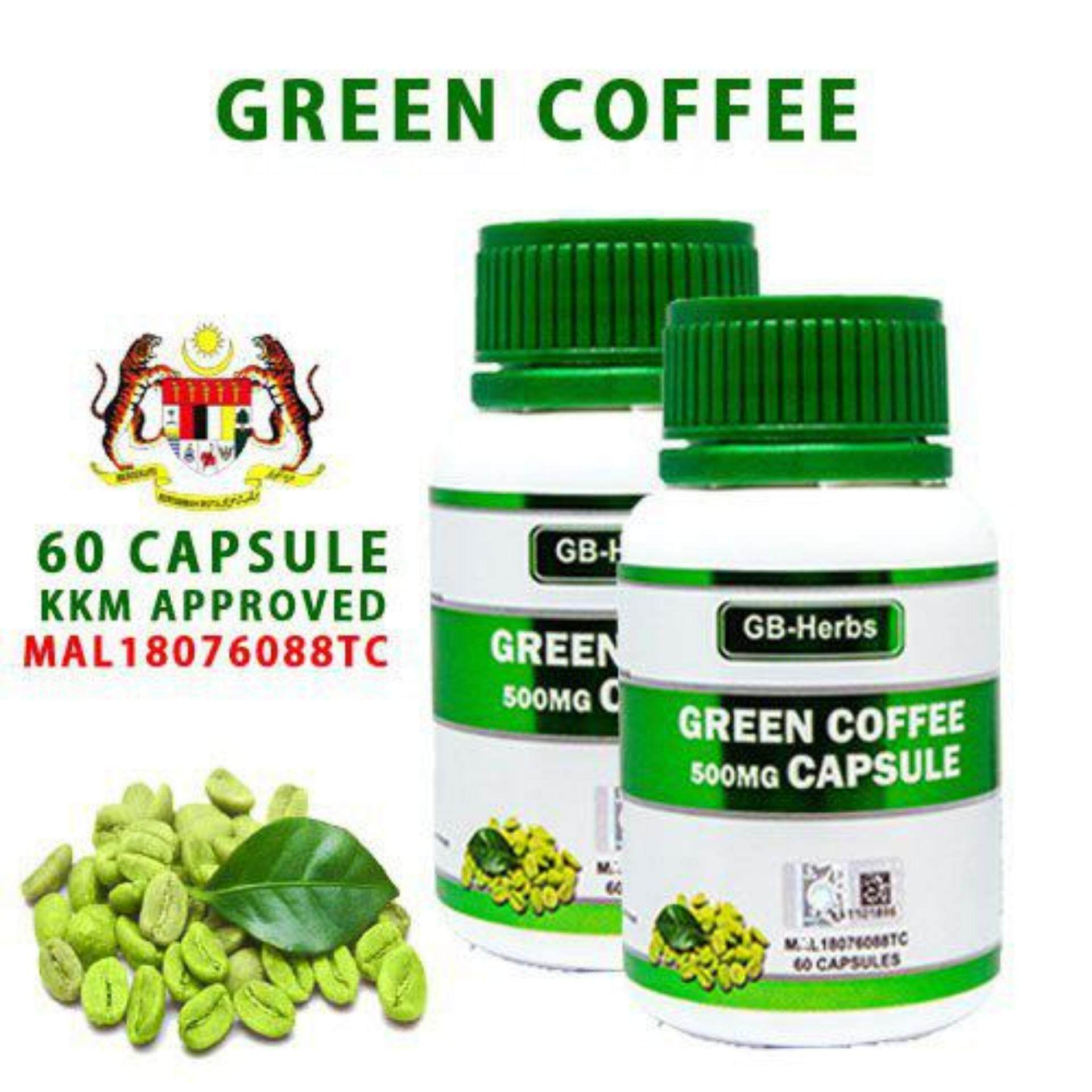 Green Coffee Buy At Best Price In Malaysia Www Capsule Pure Arabica Organic 60 Caps 2bottle