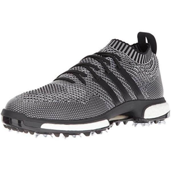 the best attitude 0b13c bdfbf adidas Mens TOUR360 Knit Golf Shoe, Core BlackGrey Three Ftwr White, edium