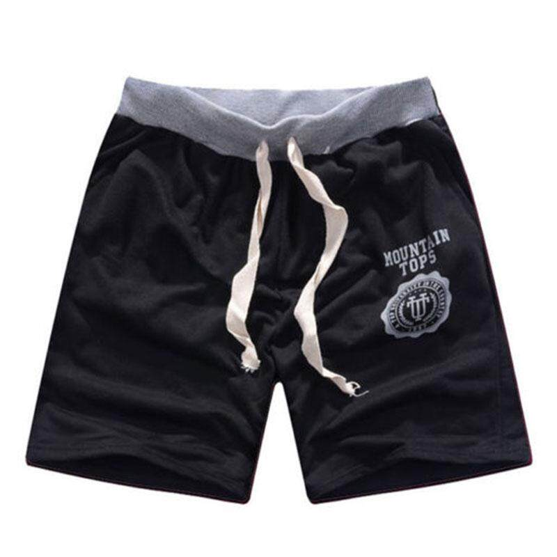Tsujiu Storetrousers Mens Casual Sport Dance Gym Training Baggy Harem Shorts Pants Black L By Tsujiu Store.