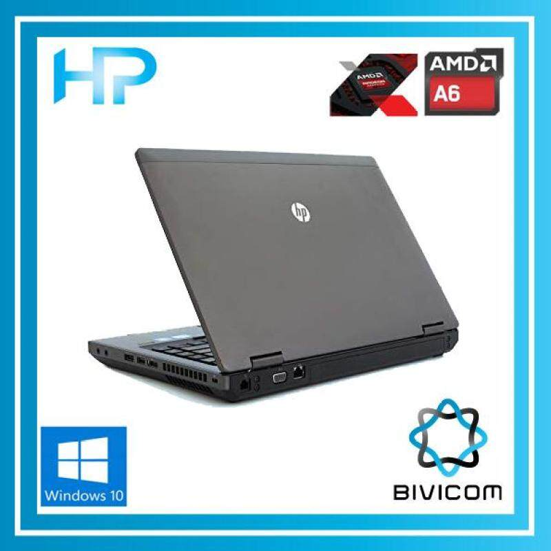 HP PROBOOK 6475B [AMD-A6 / 4GBRAM / AMD ATI RADEON] GAMING/GRAPHIC LAPTOP [REFURBISHED] Malaysia
