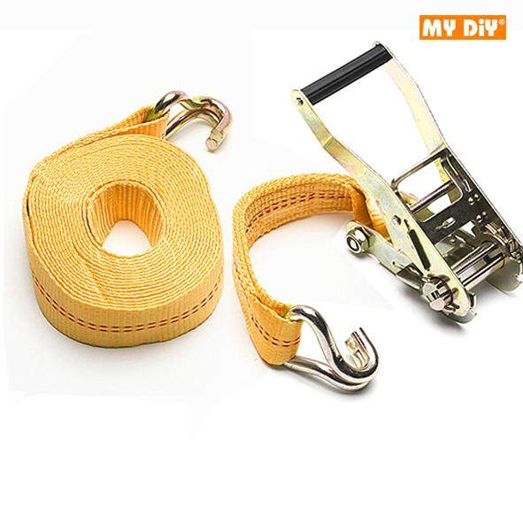 Mydiyhomedepot - Safety Belt Ratchet Tie Down Belt - 2 Ton X 10m By My Diy Home Depot Sdn Bhd.