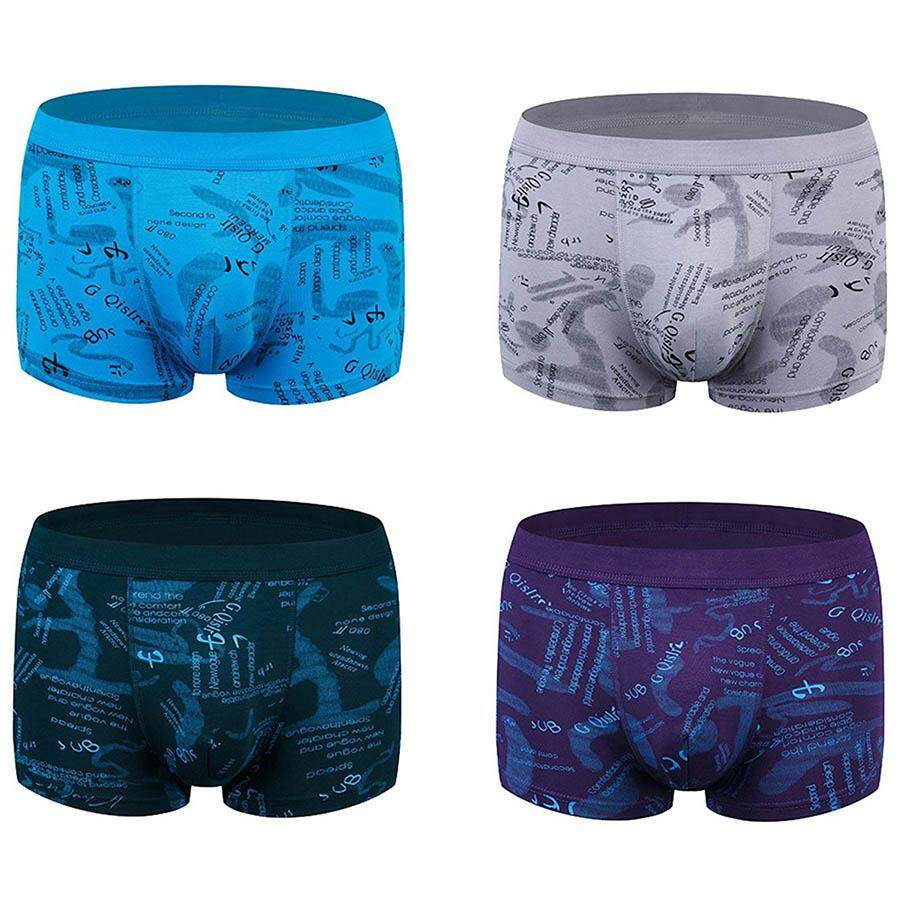 Mens Underwear For The Best Price In Malaysia Calvin Klein Metallic Microfiber Gold Bold Trunk 5 Pack Celana Dalam Boxer Pria Multi Colour 4 Micro Modal Ultra Soft Trunks Covered Waistband Short Leg Size
