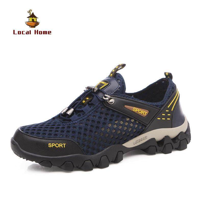 Local Home Summer Outdoor Water Shoes Sports Camping Breathable Antiskid Hiking By Localhome.