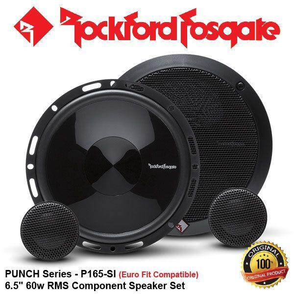 ORIGINAL ROCKFORD FOSGATE PUNCH USA P1675-S 60W RMS 6 75