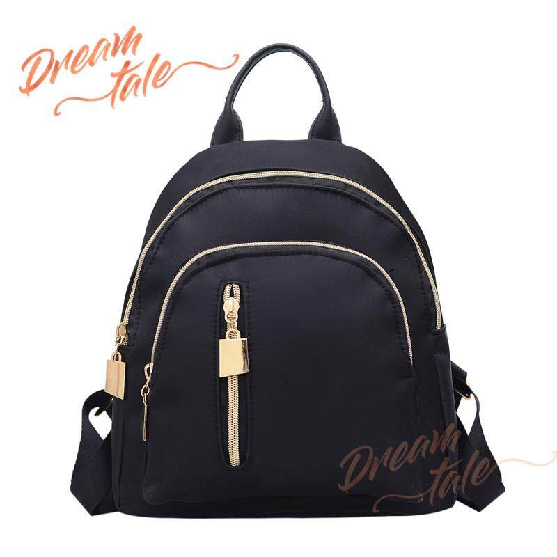 Dreamtale New collection Women Fashion Nylon Small high quality waterproof  backpack d616cf315ec56