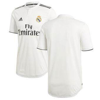 2256895c811 Real Madrid_Home 2018/2019 Madrid Home Adult Kit 18/19 Laliga Jersey for Man