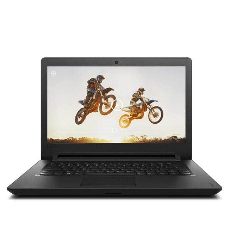 Lenovo IdeaPad 110-14IBR 80T600AEMJ Notebook - Black (14inch / Celeron / 4GB / 500GB / Intel HD) Malaysia