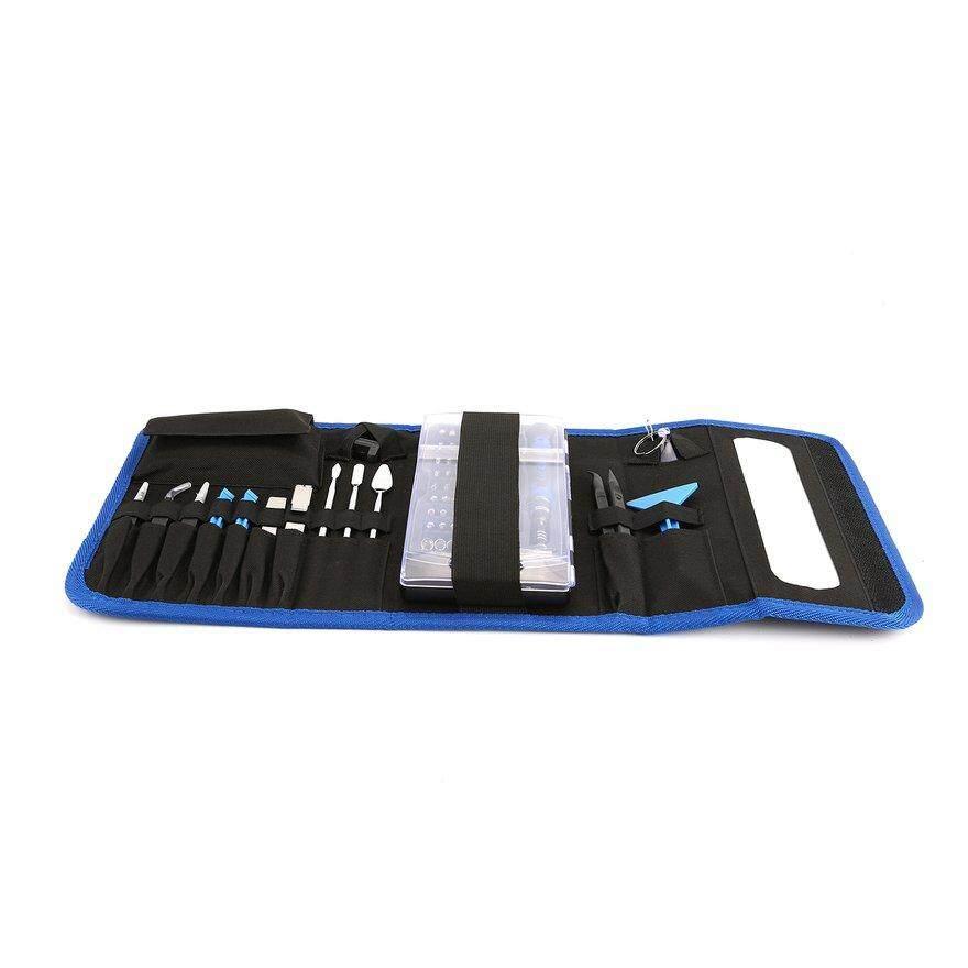 OBBB Screwdriver Set Series Kit Bits Phone Dismantling Crowbar Scraper Laptop Tablet iPad Repairing Tool Ruler Tweezers Pry Bar