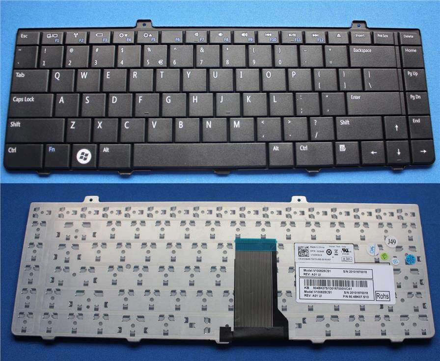 Dell Inspiron 1440 1320 1445 1450 PP42L P04S Keyboard Malaysia