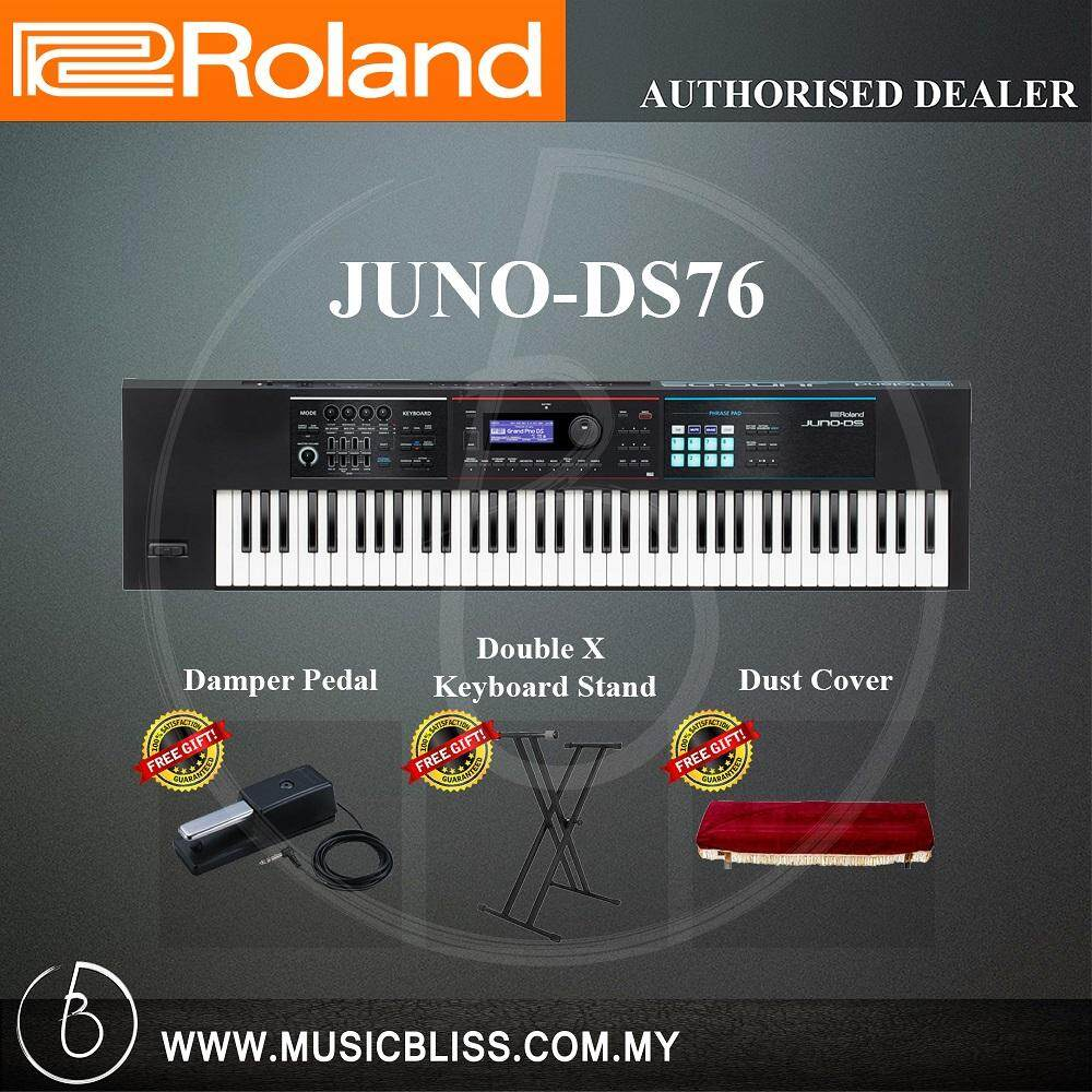 Roland JUNO-DS76 76-Keys Synthesizer (JUNO DS76) Malaysia