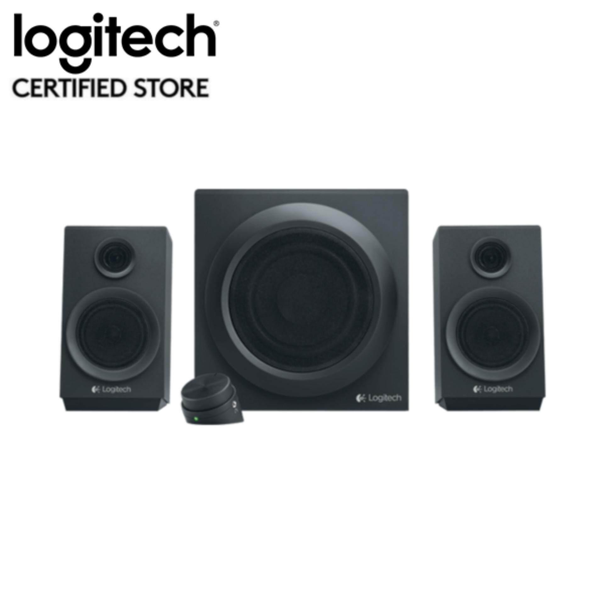 Logitech Z333 Multimedia Speakers (980-001252) Malaysia