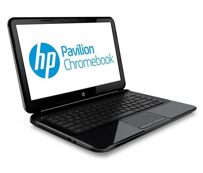 HP Pavilion Chromebook 14-c025us - 14 C 847 - Chrome OS - 4 GB RAM - 16 GB SSD Malaysia