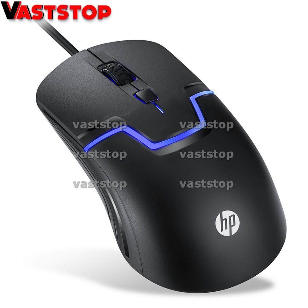 HP M100 High Performance Gaming Mouse With 7 Colours Rainbow LED Malaysia
