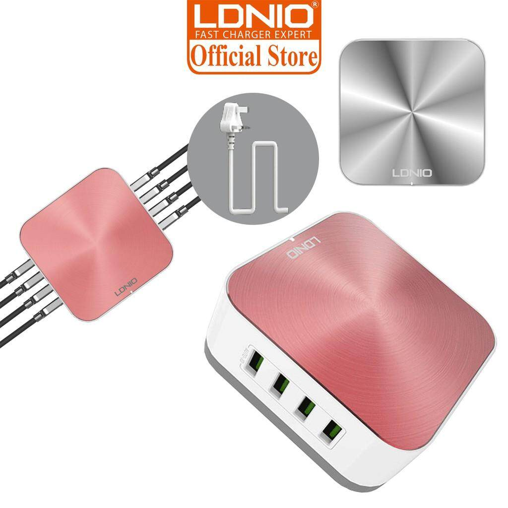 Ldnio A8101 Qualcomm 3.0 8 USB Ports Home Charge Adaptor