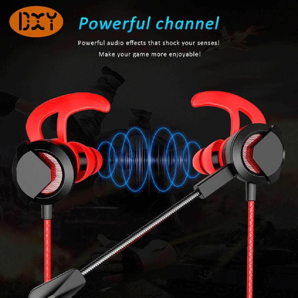 Headphones Headsets Buy At Best Price In Usb Headset With Microphone Wiring Diagram Dxy Game Headphone Deep Bass Stereo Earphone Receiver Box Mic Competitive