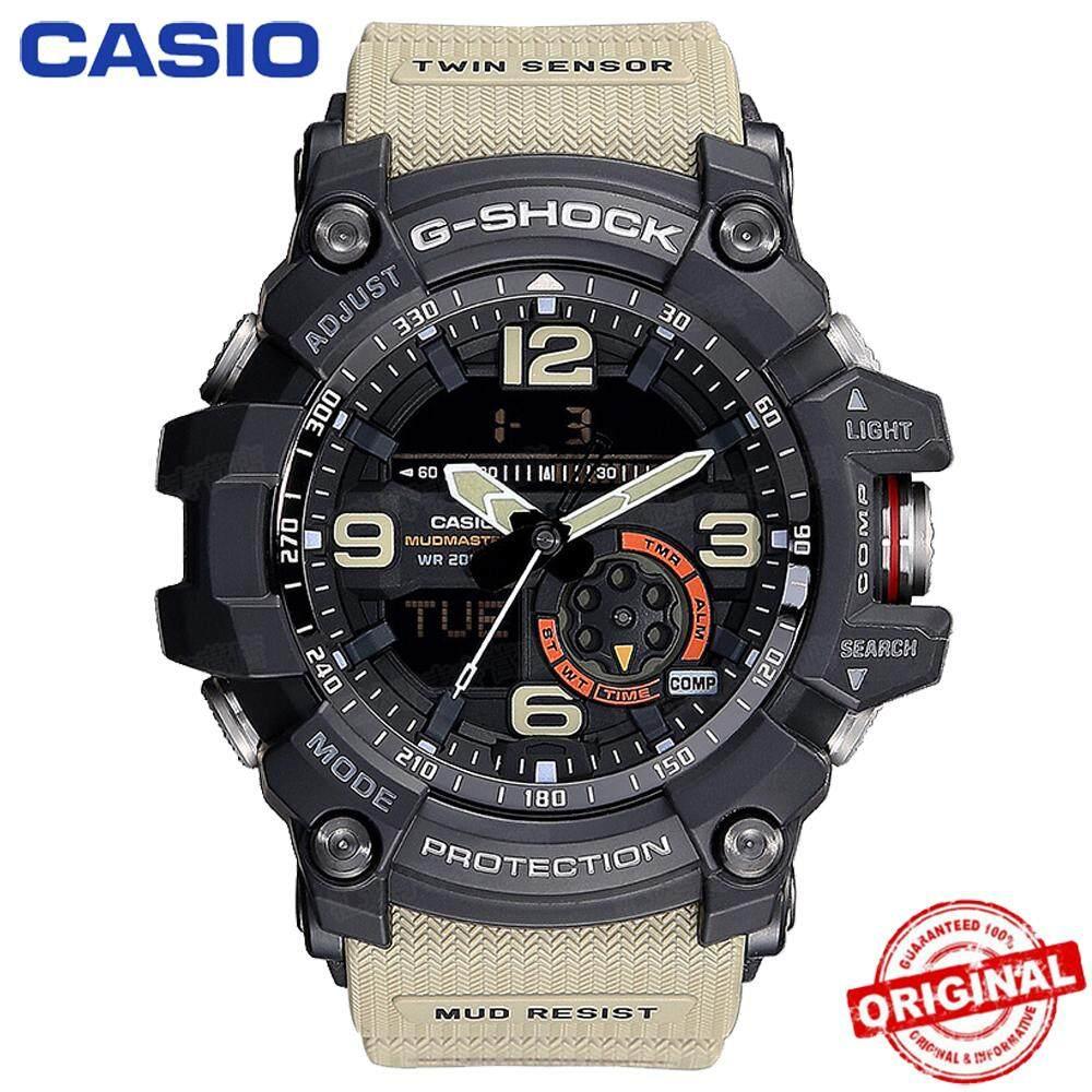 Ca sio G-SHOCK GG-1000 MUDMASTER Man Watch Men Digital Sport Watch GG-1000-1A5 Malaysia