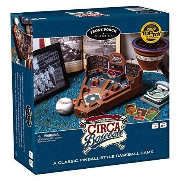 Circa Baseball Pinball Game By Buyhole.