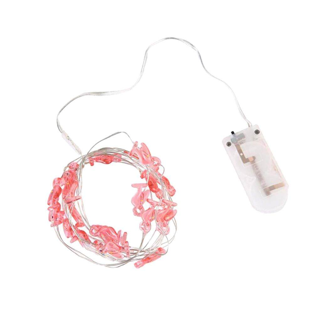 Home Fairy Lights Buy At Best Price In Malaysia Rose Moreover Wiring Ceiling Wires Bolehdeals 20 Led Button Battery Box Copper Wire Chain Lamp Flamingo