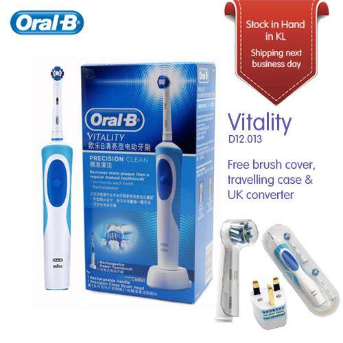 Oral b vitality special edition apologise
