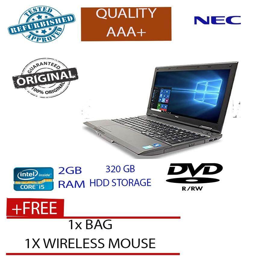Used NEC VersaPro (Intel(R) Core I 5 Gen3 Malaysia