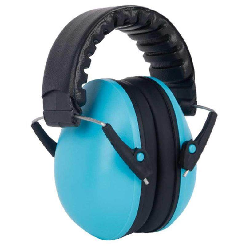 SeaLavender Baby Ear Defenders Hearing Protection – Hearing Protection Muffs For Children Small Adults Women – Foldable Design Ear Defenders Protector with Adjustable Padded Headband for Optimal Noise Reduction