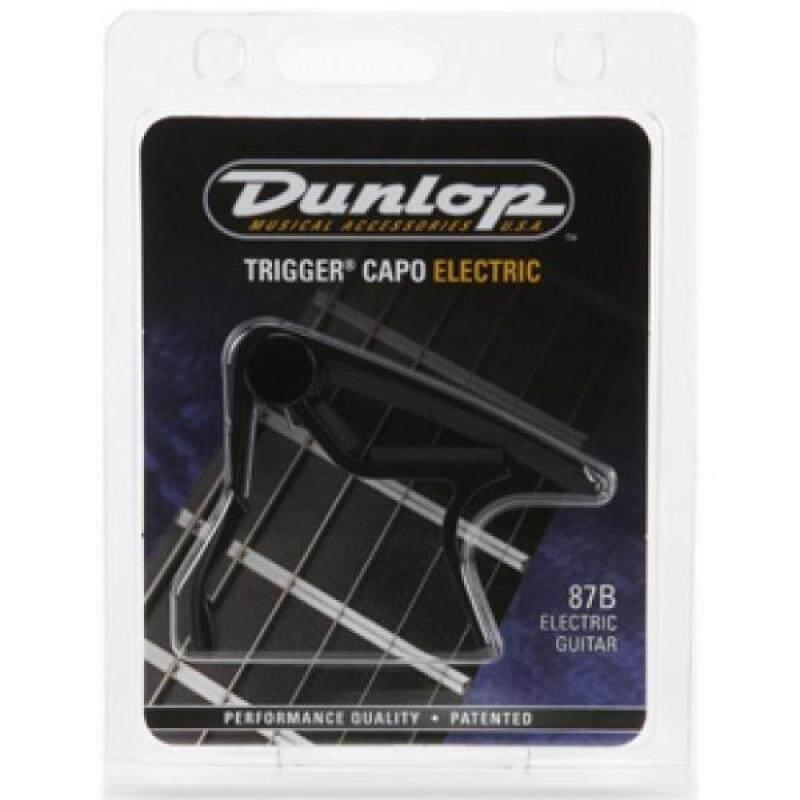 Jim Dunlop 87B-TRIGGER ELECTRIC GUITAR CAPO BLK Malaysia