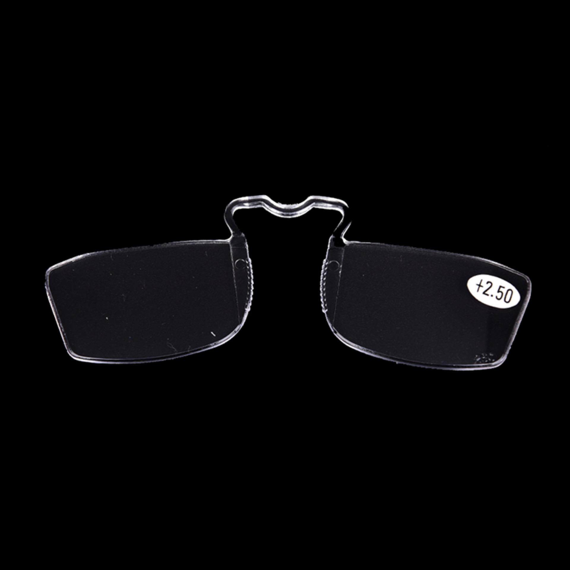 Mini Nose Resting Pocket Reading Glasses Clip Strength 1.0 1.5 2.0 2.5 3.0 Ma Type:n4 By Beauty Wisdom.