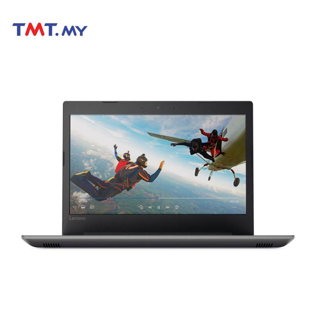 Lenovo Ideapad 320-14AST 80XU004PMJ Black | AMD A6 | 4GB | 500GB | 14 | R4 Graphic | Win10 | 1 year Malaysia