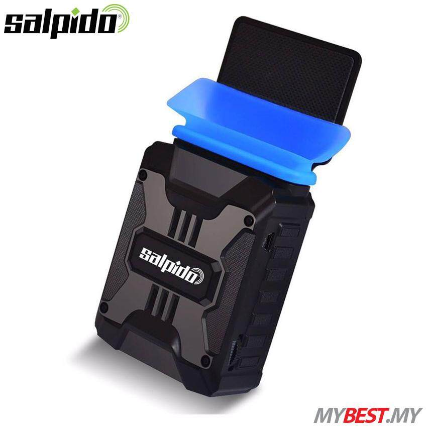 Salpido V6 Portable Notebook Air Cooler Radiator Exhaust Fan Malaysia