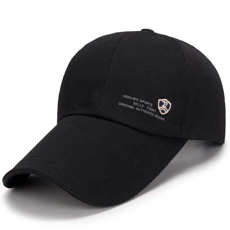 Mens Fashion Casual Baseball Cap Adjustable Peaked Cap Snapback Forward  Cabbie Cap Couple Cap ce90f12a533