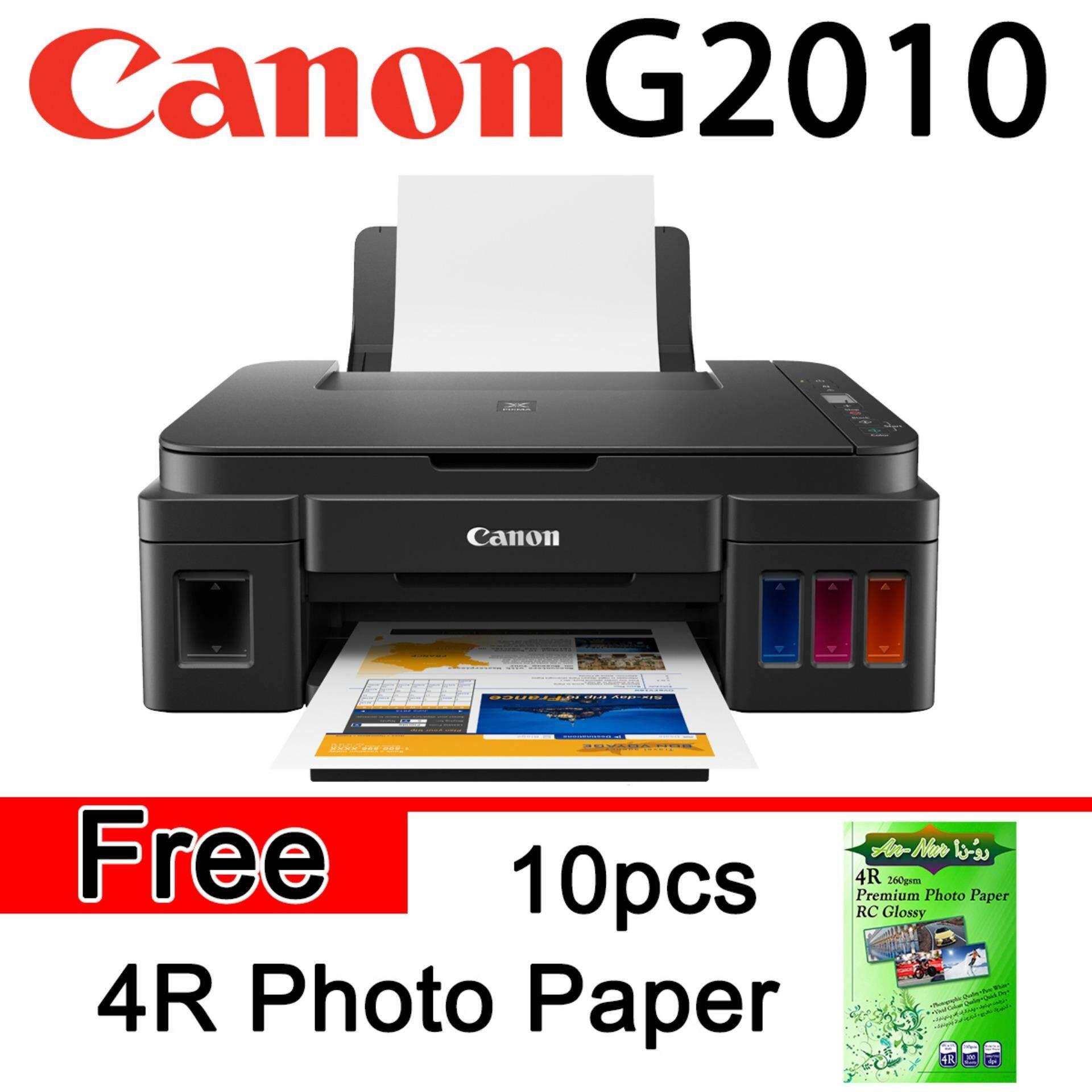 ✓Kejutan Panas !! Canon PIXMA G3010 Refillable Ink Tank
