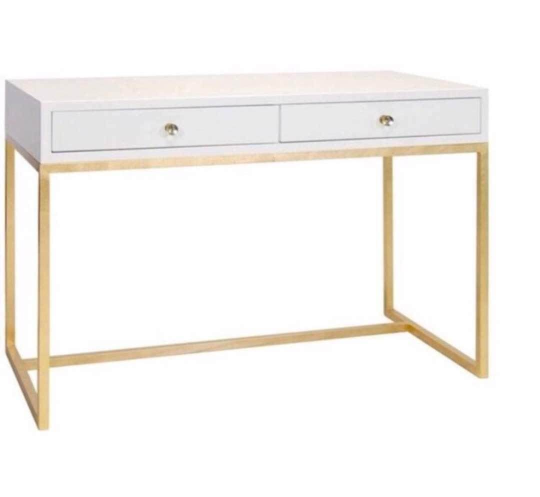 Furniture Aspers Dressing Table (gold) By Furniture Aspers.