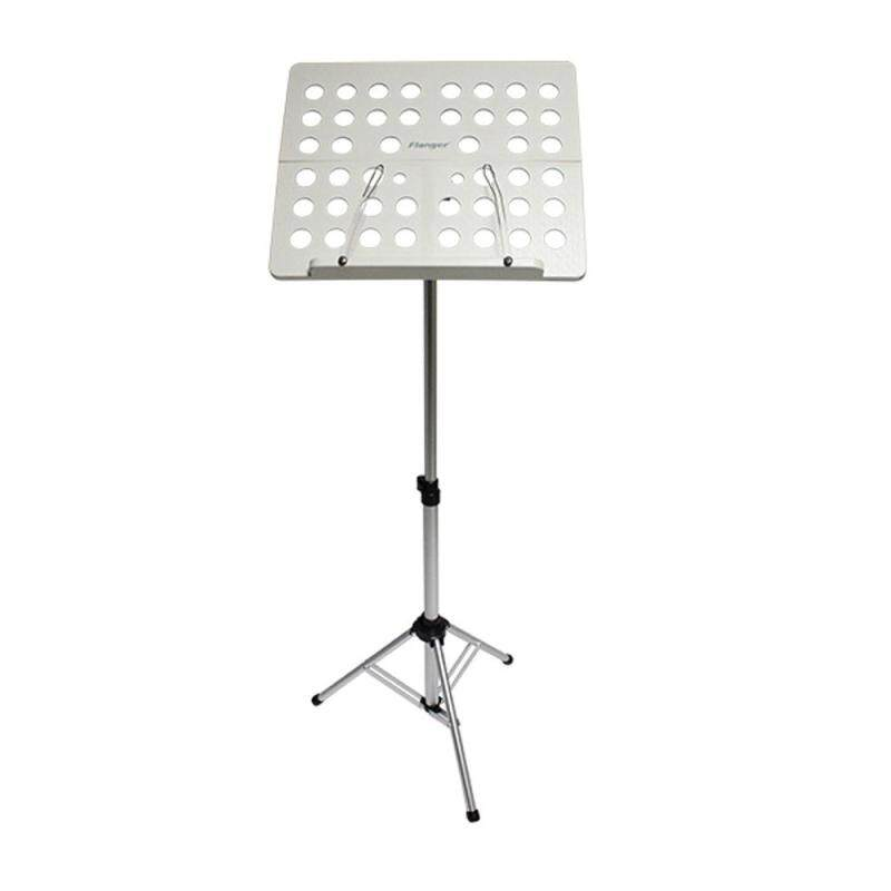 leegoal Flanger FL-05R Aluminum Alloy Collapsible Sheet Music Score Tripod Stand Holder Bracket With Water-resistant Carry Bag Orchestra Violin Piano Guitar Instrument Performance Malaysia