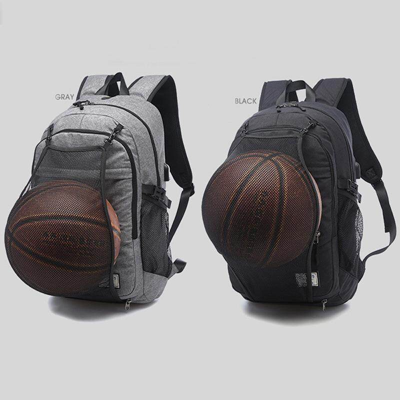 c1d3eea4a7a Sport Backpack Men Basketball Backpack School Bag For Teenager Boys Soccer  Ball Pack Laptop Bag Football