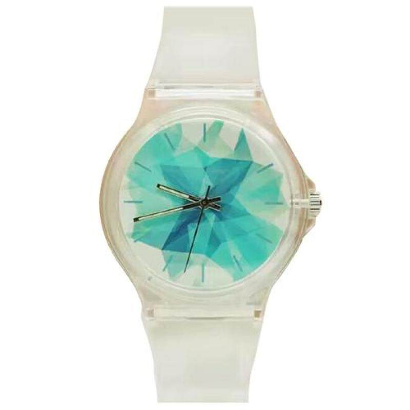 Willis New Electronic Women Mini Water Resistant watch Fashion for children Watch Transparent Malaysia