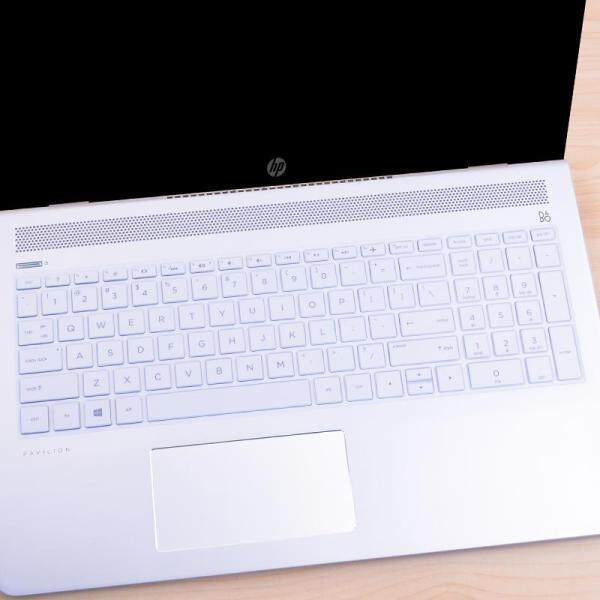 Hewlett-Packard HP Star 15 Keyboard Cover 15.6 Inch Changyou Pavilion Light Shadow Wizard 5 dai 4 Four Pro3 S War 99 Cc707tx E-Sports Edition Notebook Computer Protection Film Malaysia