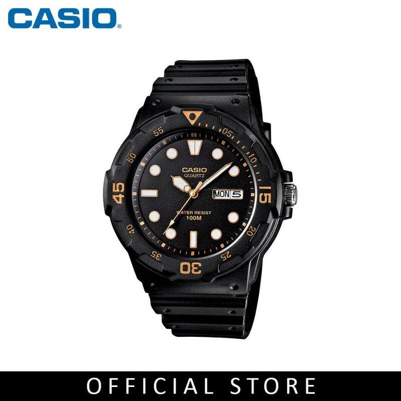 Casio General MRW-200H-1E Black Resin Band Kids Watch Malaysia