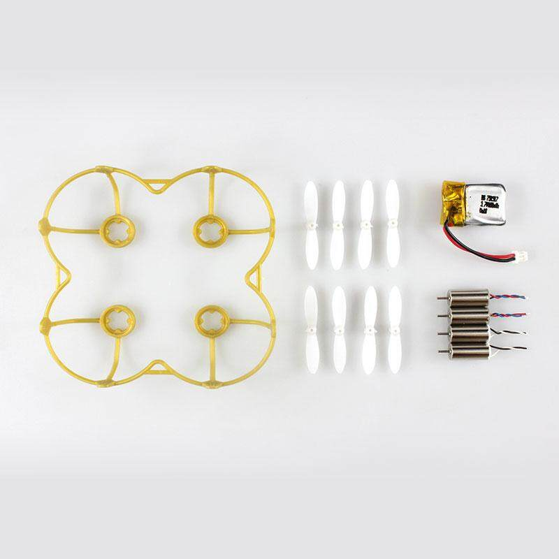Rc Quadcopter Spare Parts Set Propeller Cover For Cheerson Cx-10c Cx-10w By Zada Mall.