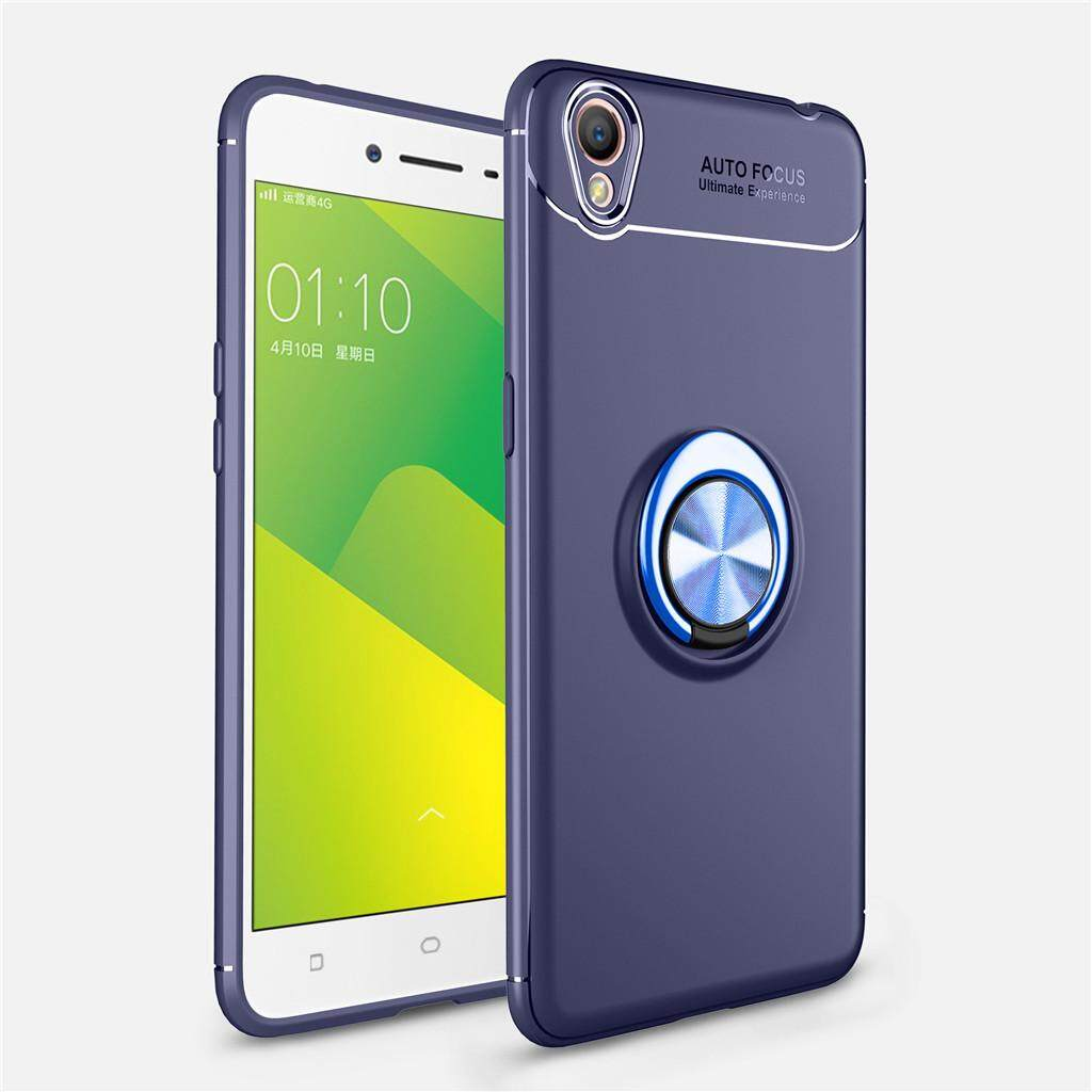 Sell Oppo A37 Fashion Cheapest Best Quality My Store Softcase Casing Shining Chrome Nets With Ringstand